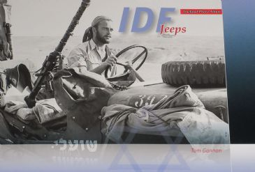 IDF Jeeps, by Tom Gannon